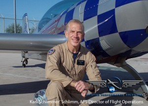 Karl Schlimm APS Director of Flight Operations