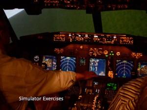 Simulator Exercises