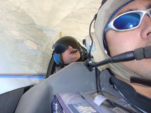 Cockpit Aerobatics