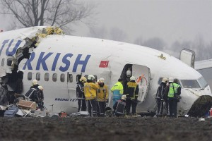 Turkish Airlines Crash