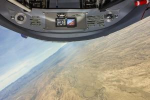 APS Extra300L Cockpit