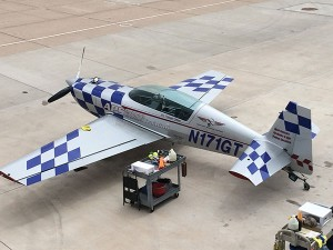 APS uses the Extra 300L for UPRT, while Flight Research prefers Sabreliner business jet and Impala jet trainers. Credit: John Croft/AW