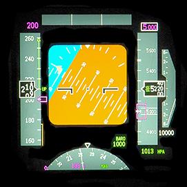 Simulator-PFD