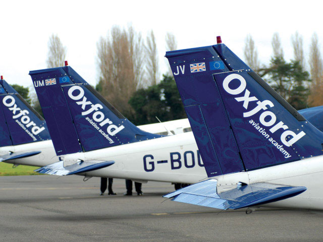 CAE Oxford Aviation Academy