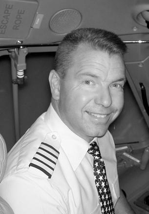 Capt. Clarke 'Otter' McNeace