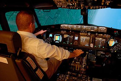 Bombardier Leading Edge Upset Recovery
