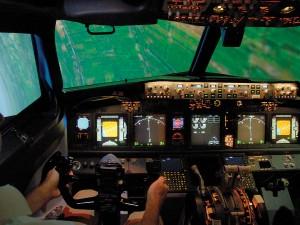 Use of Simulator In Upset Training