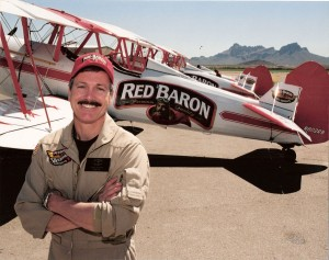 Randall Brooks Inducted in Airshow Hall of Fame