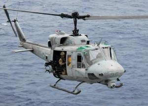 Helicopter Upset Training