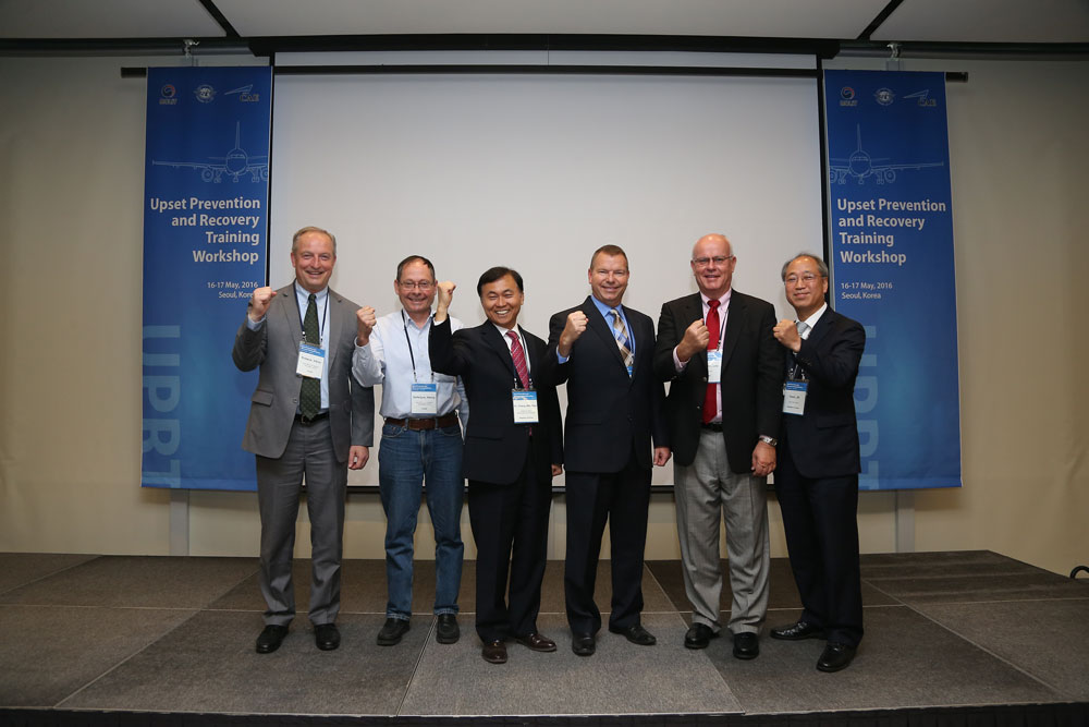 ICAO UPRT Event in South Korea