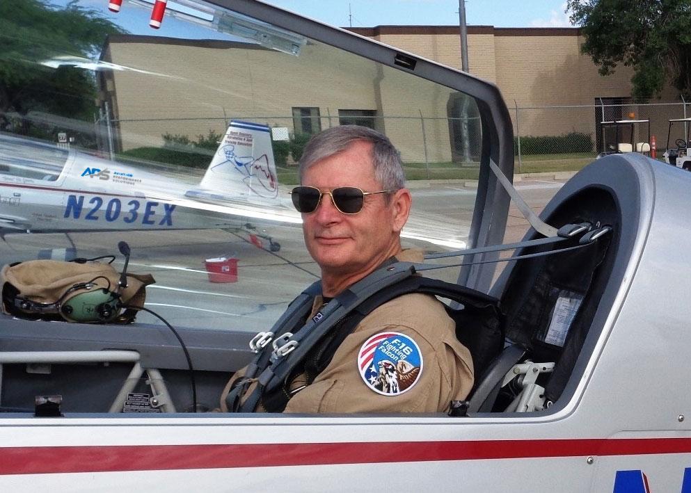 APS Instructor Robert KB Brannum