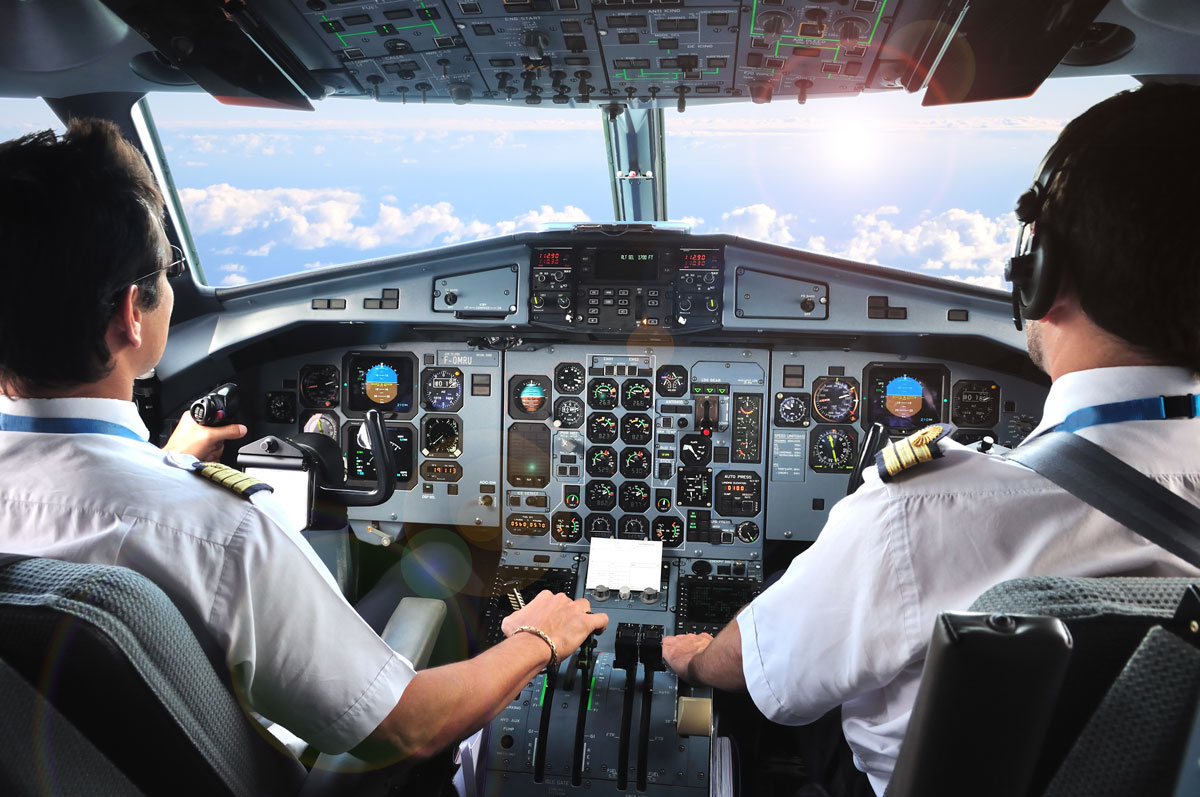 Pilot Shortage Addressed by UPRT