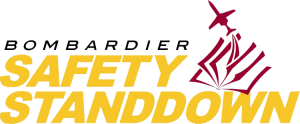 Bombardier Safety Standdown Logo