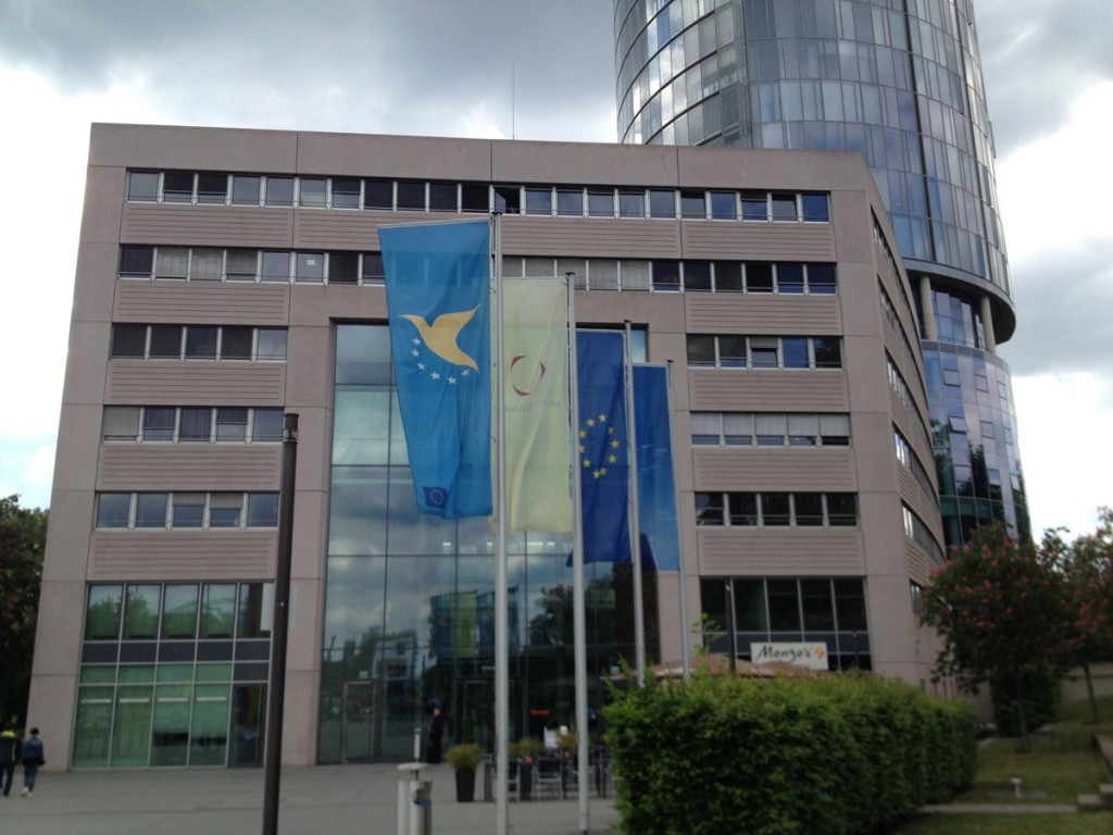 EASA upset prevention & recovery training meeting headquarters