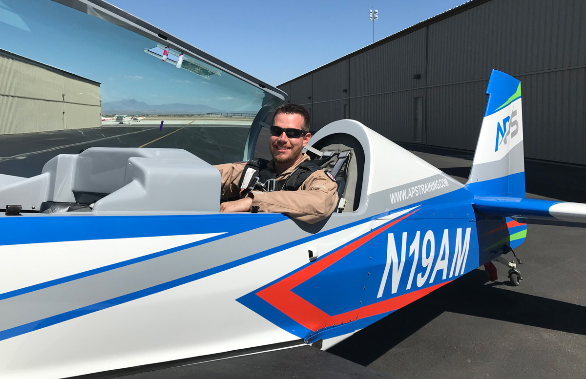 APS Master Instructor Mike Bugg