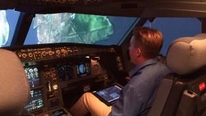 South African Airway Airbus 340 Upset