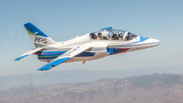 APS S211 Jet Upset Training