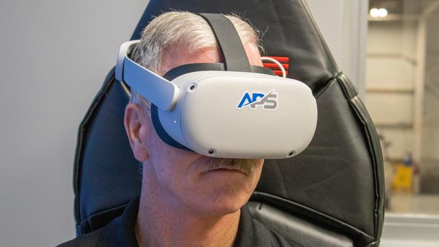 APS Virtual Reality UPRT